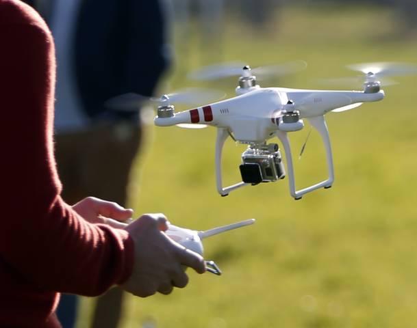 Drone - Pilotagem, Filmagem, Legislação e Mercado