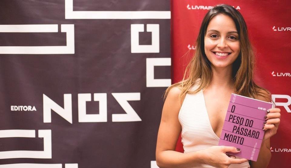 Aluna de escrita criativa do b_arco vence Prêmio São Paulo de Literatura 2018