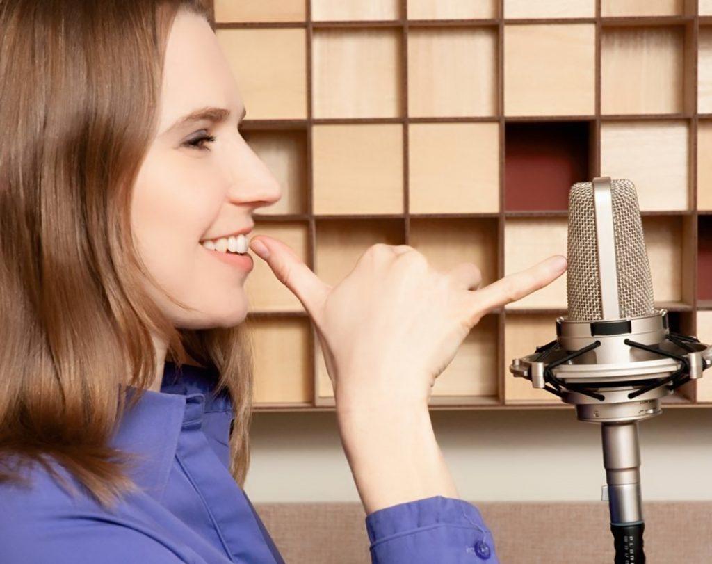 O profissional de voz na era digital