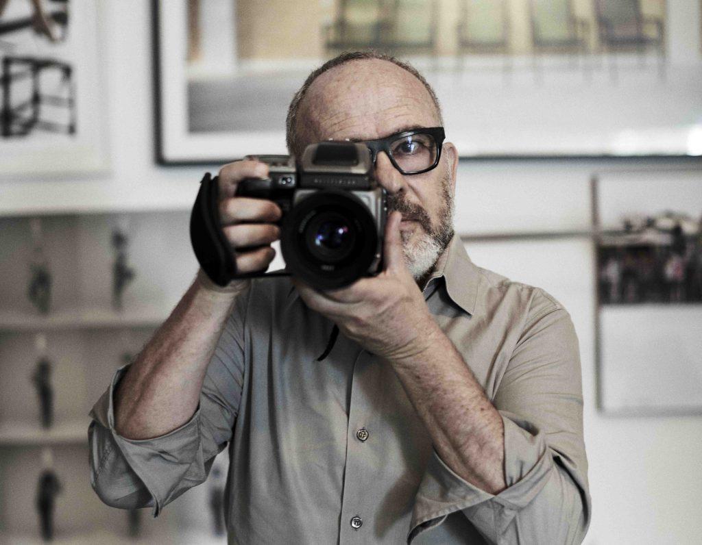 Retratos, por Bob Wolfenson