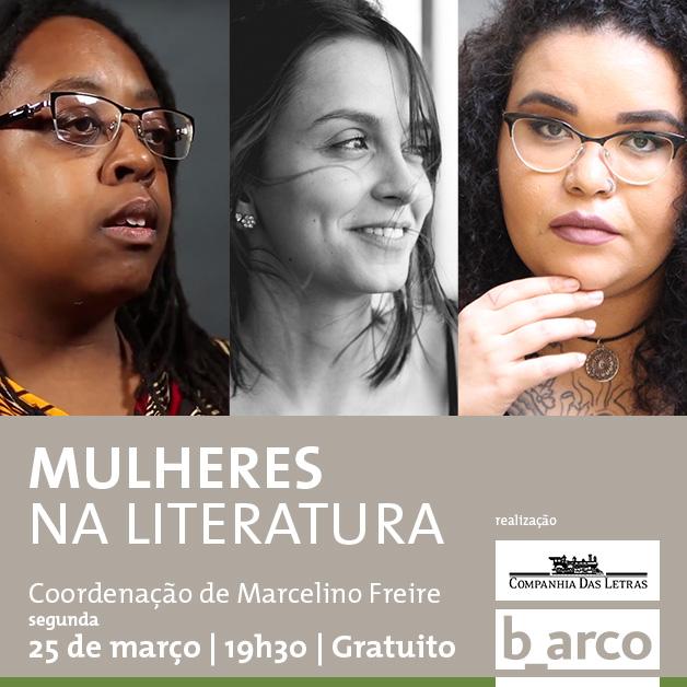 25/03 – Mulheres na Literatura