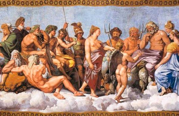 Deuses Gregos - Mitologia e Arquétipos