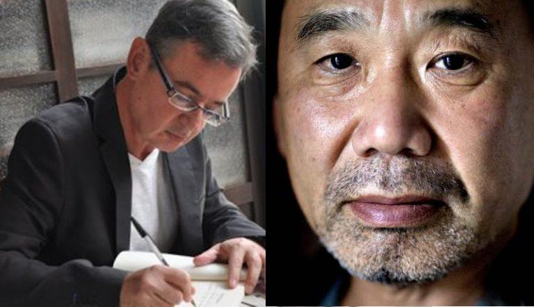 """""""Japonês da pátria filho"""", por Paulo Nogueira. Professor de literatura do B_arco entrevista escritor japonês Haruki Murakami, um dos maiores nomes da literatura contemporânea"""