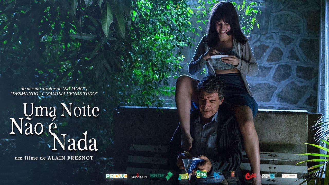 """#b_arcoindica Filme """"Uma noite não é nada"""", de Alain Fresnot"""